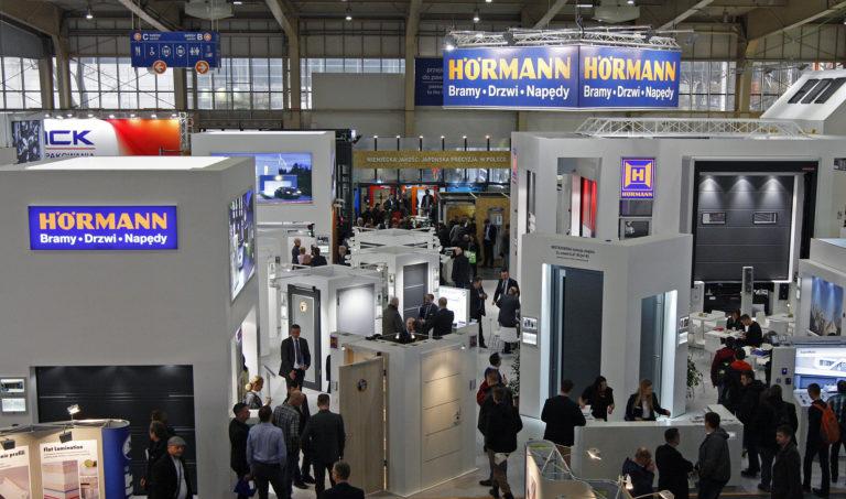 Hörmann na targach BUDMA 2020  4 – 7 lutego 2020, Poznań