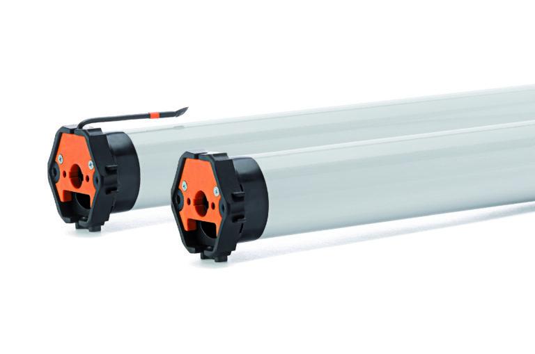 elero jest pierwszym producentem na świecie, który oferuje cichą technologię do automatyzacji rolet zewnętrznych w opcji zarówno przewodowej jak i bezprzewodowej