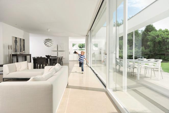 Okna, które zapewniają zdrowy mikroklimat domowych wnętrz