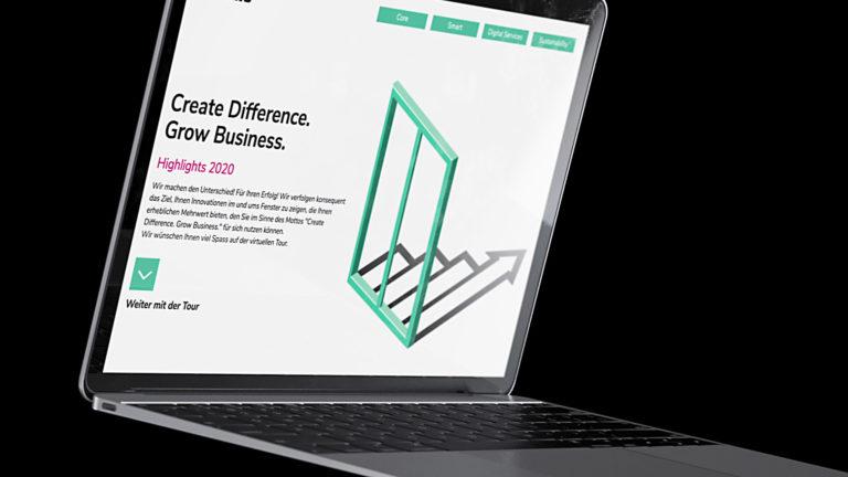 Wirtualny spacer REHAU – nowe rozwiązania w branży okiennej poznasz online.